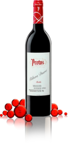 Vino Protos Roble en Sant Andreu de la Barca - Bar el Jardín